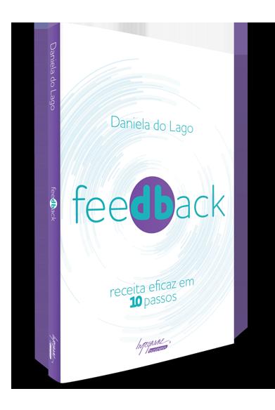 Livro FEEDBACK: receita eficaz em 10 passos