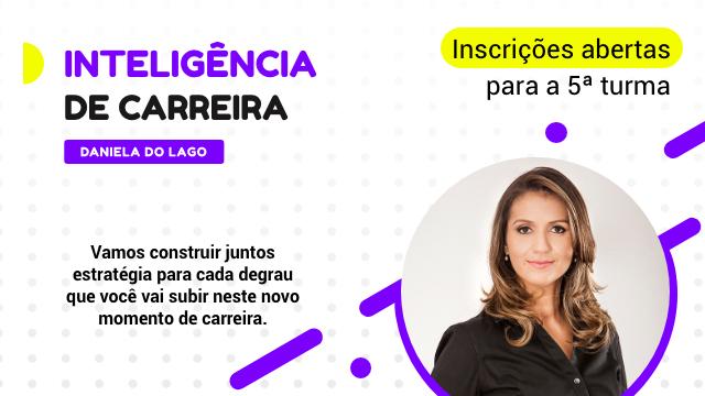 Mentoria online com Daniela do Lago